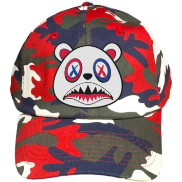 USA Baws USA Camo Dad Hat