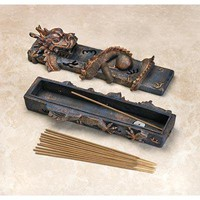 Dragon Incense Burner from Jannie's LiveDeals