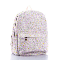 Stylish Back To School College Hot Deal Comfort On Sale Casual Canvas Pc Backpack [8097637127]