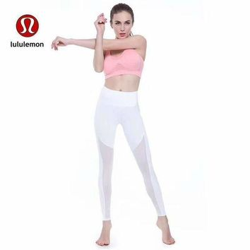PEAPUP0 Lululemon Women Fashion Gym Yoga Exercise Fitness Leggings Sweatpants-1