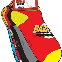 The Big Bang Theory 5 Pack Socks - The Big Bang Theory - | TV Store Online