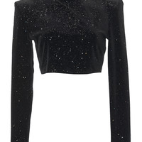 Star Speckled Crop Top | Moda Operandi