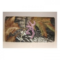 Browning Women's Camo Bling Wallet