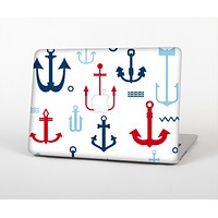 "The Various Anchor Colored Icons Skin Set for the Apple MacBook Pro 13"" with Retina Display"