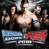WWE SmackDown vs. Raw 2010 - Playstation 2 (Very Good)