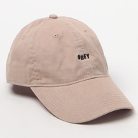 OBEY Jumble Bars Strapback Dad Hat at PacSun.com