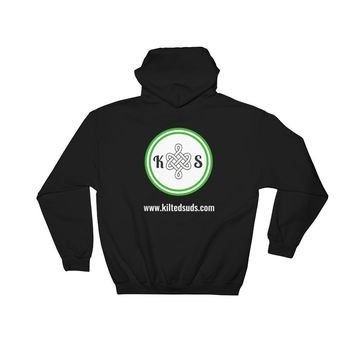 Kilted Suds Logo Hooded Sweatshirt