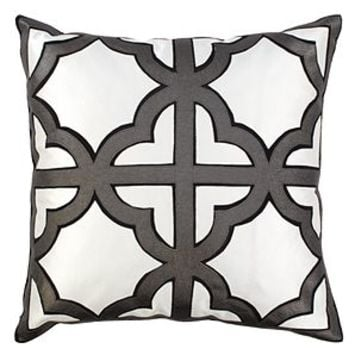 """Trefle Pillow 24"""" 