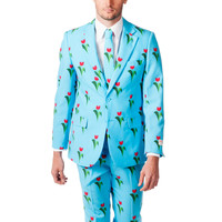 The Derby Tulips Dress Suit