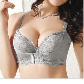 New Women's Girls Super Boost Magic Enhancer Push Up Bra Gel Padded Side Support 32, 34, 36, 38 B SB-0107 [8261867265]
