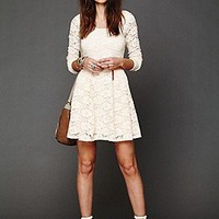 Free People   Rose Garden Dress at Free People Clothing Boutique