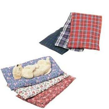 Sandicast Lil' Snoozer Accessory Mini Size Realistic Small Pillows for Dog Pet Sculptures (Pack of 6)