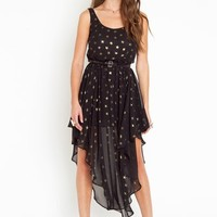 Falling Star Dress in Clothes Dresses at Nasty Gal