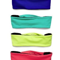 Ruched Reversible Headband