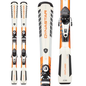 Dynastar Outland 78 RL Skis + Rossignol Axium 100 EPR Demo Bindings 2014