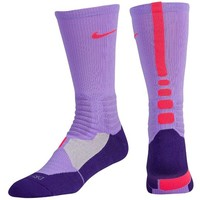 Nike Hyperelite Basketball Crew Socks | Eastbay.com