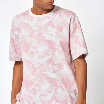 VFILES x Mtn Dew Camo Out All Over Print T-Shirt at PacSun.com