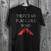 Wizard of Oz Dorothy Quote - zzz Unisex Tees For Man And Woman / T-Shirts / Custom T-Shirts / Tee / T-Shirt