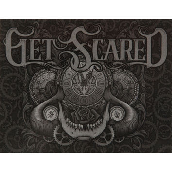 Get Scared - Sticker