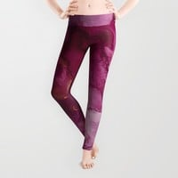 Just get Ready Leggings by duckyb