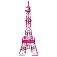 Hot Pink Metal Eiffel Tower Decor | Shop Hobby Lobby