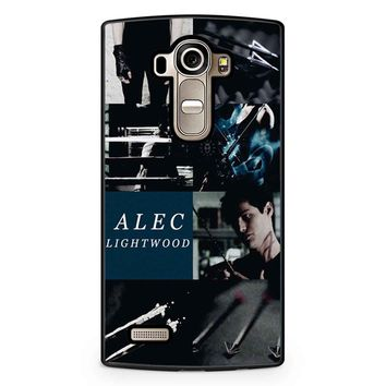 Alec Lightwood Shadowhunters LG G4 Case