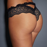 NEW Lace Heart Throb Naughty Knicker
