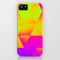 Randomik XXVII iPhone & iPod Case by Rain Carnival