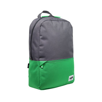 Projekt Karl Backpack Green/Charcoal