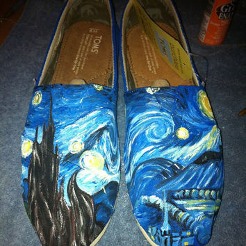 36819be5b9 Best Custom Hand Painted Vans Products on Wanelo