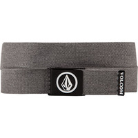 Volcom Circle Stone Belt Charcoal Heather One Size For Men 18373011001