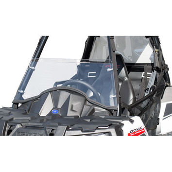 Tusk Half Windshield for Polaris ATV