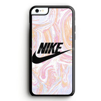 Nike Just Do It Water Marble Pastel iPhone 6 Plus Case  | Aneend.com