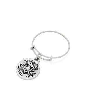 LOTUS PEACE PETALS Expandable Wire Ring