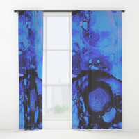 The Cool Down Window Curtains by duckyb