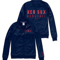 Boston Red Sox Track Jacket - PINK - Victoria's Secret