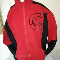 eBlueJay: ECKO Unltd Rhino Front Red And Black Fleece 1st Gen