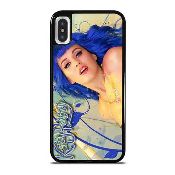 KATY PERRY iPhone X Case Cover