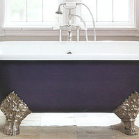70 Inch Carlton Double Ended Cast Iron Tub at Shop 4 Classics