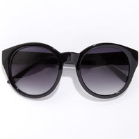 Marlo Black Sunglasses