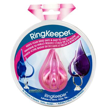 RingKeeper Ring Holder with Suction Cup Case Pack 24