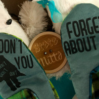 State Mitts - Don't You Forget About Me - Pitch Perfect, The Breakfast Club - Whimsically Fun Mittens-Stick 'em up and make a Statement