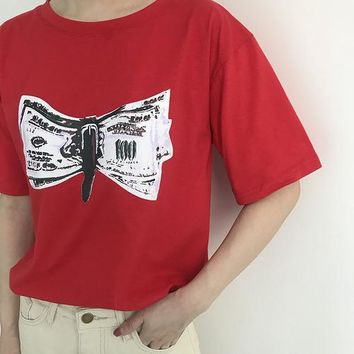 MONEY BELT TEE