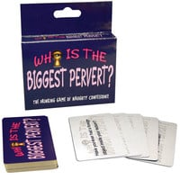 Who Is The Biggest Pervert Card Game
