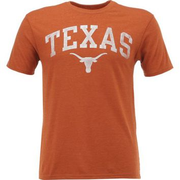 We Are Texas Men's University of Texas Worn Texas Arch T-shirt | Academy