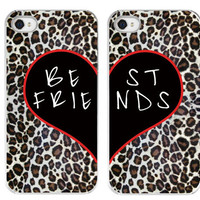 Best Friends custom iphone case. avaliable in 4,4s or 5 MUST ORDER BY 12/7/12 to receive by christmas