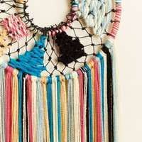 Muted Multicolored Wall Hanging