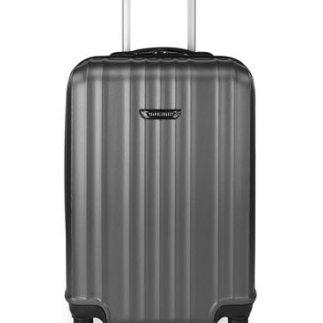 "$220 Travel Select Durango 20.5"" Hardside Carry-On Spinner Suitcase Gray"