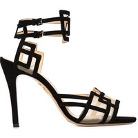 Charlotte Olympia 'between The Lines' Sandals - The Webster - Farfetch.com