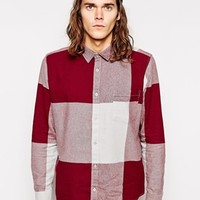 Cheap Monday Shirt in Oversized Check